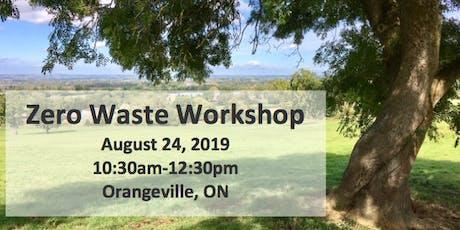Zero Waste Workshop! tickets