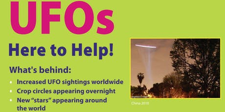 UFOs—Here to Help! tickets
