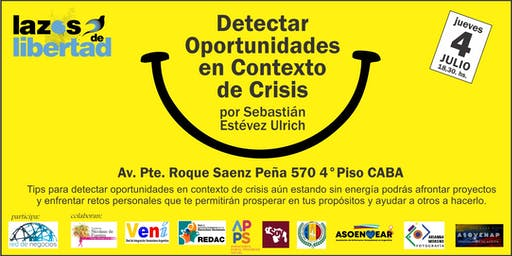 Detectar Oportunidades en Contexto de Crisis