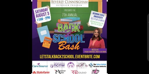 7th Annual Back to School Bash
