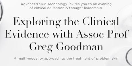 AST Presents Greg Goodman tickets
