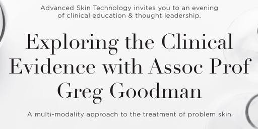 AST Presents Greg Goodman