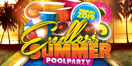 Endless Summer Pool Party 2019 tickets