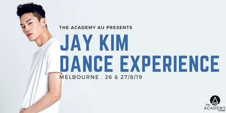 Jay Kim Dance Experience - Melbourne tickets