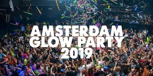 AMSTERDAM GLOW PARTY 2019   FRI JULY 12
