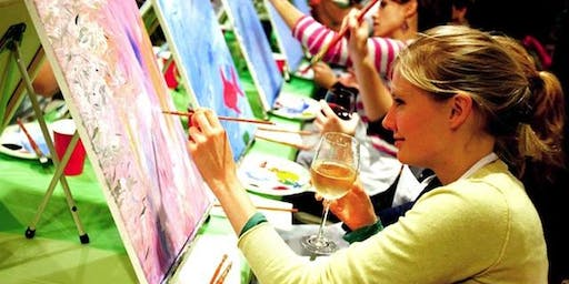 Wine & Paint Night
