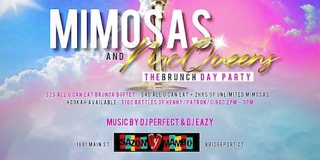 Mimosas & McQueen's tickets