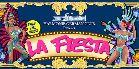 LA Fiesta Canberra tickets
