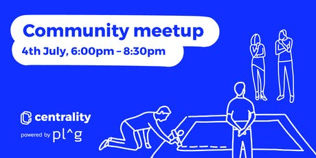 Centrality & AngelHack meetup: how to build an app on Blockchain? tickets