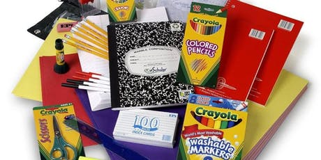School Supply Giveaway at Show Off Auto Show tickets