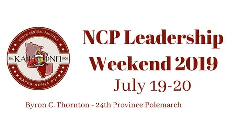 NCP Leadership Weekend 2019 tickets