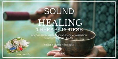 Sound Healing Therapy Levels 1 and 2 (32 hours)