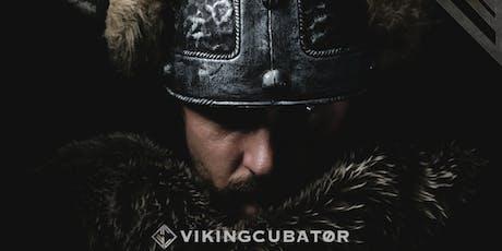 Vikingcubator: Pitch it like a Viking ! tickets