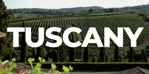 Tour of Tuscany Tasting