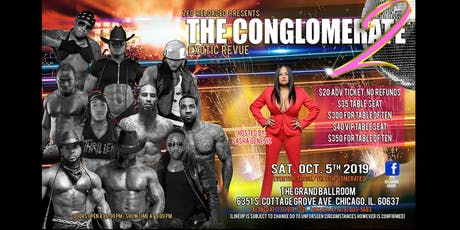 The Conglomerate 2  tickets