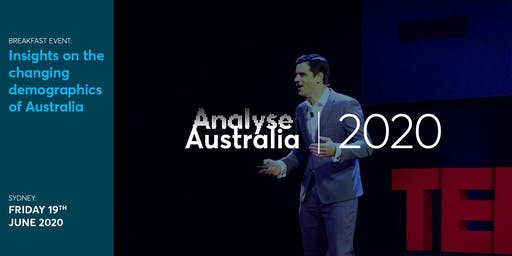 Analyse Australia 2020: Breakfast Event