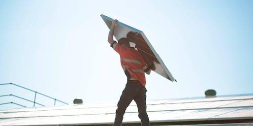 Commercial Solar Install & Design NSW