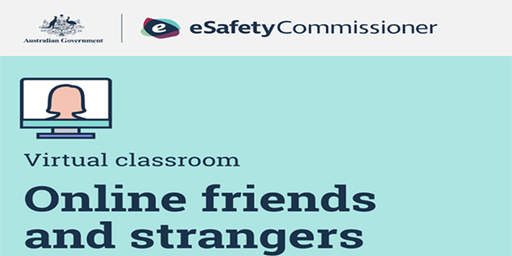 Online Friends and Strangers