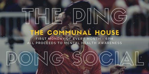 The Ping Pong Social