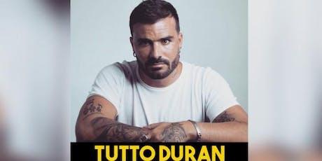 CONCIERTO TUTTO DURAN VILLANUEVA DE LA JARA entradas