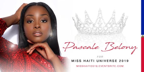 Miss Haiti Universe - Fundraising & Watch Party tickets
