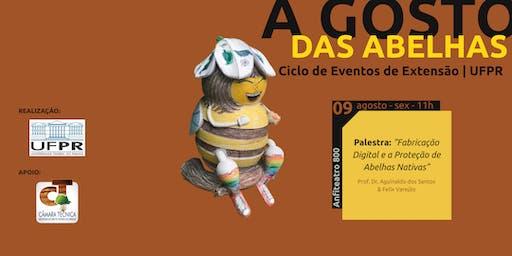 """Palestra: """"Fabricação Digital e a Proteção de Abelhas Nativas"""""""
