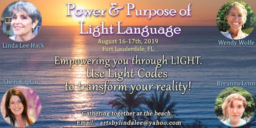 Power & Purpose of Light Language with Linda Lee Hack