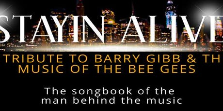 Staying Alive - A Tribute to the Bee Gees & Barry Gibb at Merriwa RSL tickets