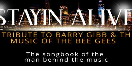 Staying Alive - A Tribute to the Bee Gees & Barry Gibb at Merriwa RSL