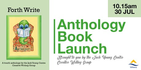 Anthology Book Launch tickets