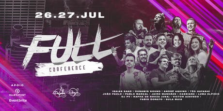 Full Conference 2k19 ingressos