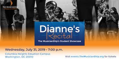 Dianne's Recital 2019