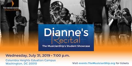 Dianne's Recital 2019 tickets