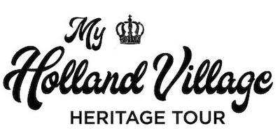 My Holland Village Heritage Tour (20 October 2019)