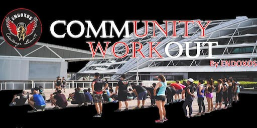 July Community Workout By ENDOXOS