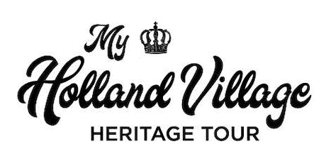 My Holland Village Heritage Tour (19 October 2019) tickets