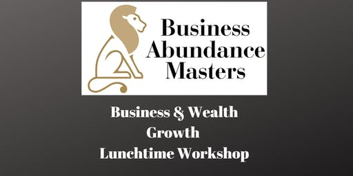 BAM Presents -Business funding & investment strategies workshop