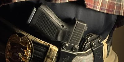 Concealed Carry Seminar with Adam Painchaud