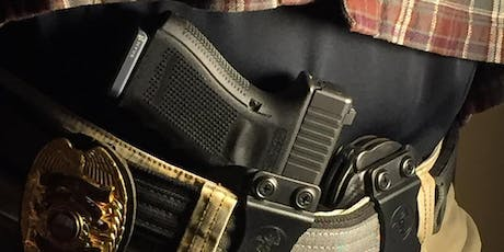 Concealed Carry Seminar with Adam Painchaud tickets