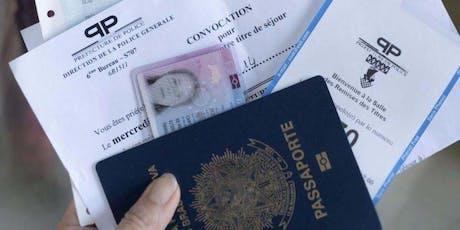 Création d'entreprise pour étrangers en France billets