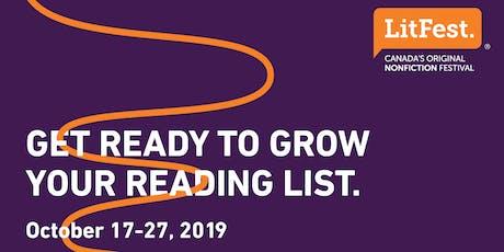 LitFest 2019 Festival Pass tickets