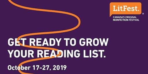 LitFest 2019 Festival Pass