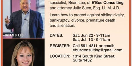 Why Estate Plans Fail... (does your estate plan actually work?) tickets