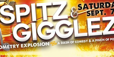 New Orleans 'Spitz & Gigglez' Cometry Special  tickets