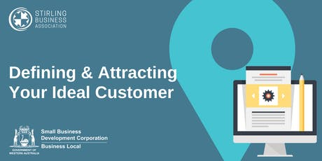 Defining & Attracting Your Ideal Customer tickets