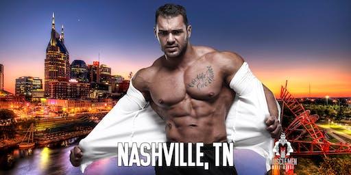 Muscle Men Male Strippers Revue & Male Strip Club Shows Nashville, TN 8PM-10PM
