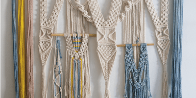 Macrame 102: Make a Wall Hanging