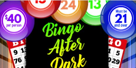 Bingo After Dark! tickets