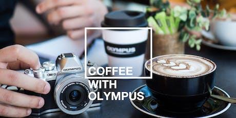 Coffee with Olympus (Launceston) tickets