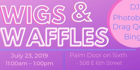 ILEA Austin July Educational Meeting - Waffles & Wigs  tickets